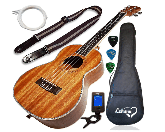 Lohanu LU-T 2 Tenor Ukulele Review